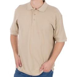 Koszulka polo kr. rękaw Kings 750*802 piaskowy beż M L XL 2XL 3XL