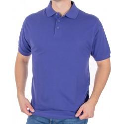 Niebieska koszulka Polo Kings 750*802 z kr. rękawem M L XL 2XL 3XL