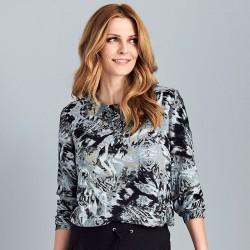 bluzka Sunwear A17-5-10 panterka rozmiar 38 40 42 44 46 48