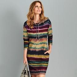 sukienka z golfem Sunwear AS215-5-53 rozmiar 38 40 42 44 46 48