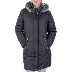 kurtka zimowa Biba Molly czarna rozmiar 38 40 42 44 46 48