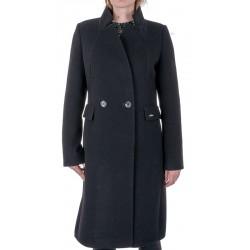 płaszcz Dziekański Blandyna czarny rozmiar 38 40 42 44 46 48
