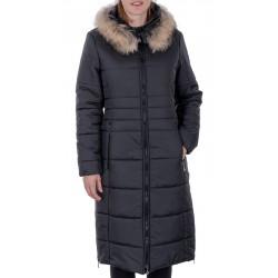 kurtka zimowa Biba Alana czarna rozmiar 38 40 42 44 46 48 50