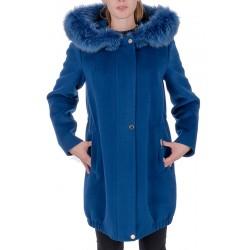 płaszcz Dziekański Elizabeth indygo rozmiar 38 40 42 44 46