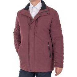 Bordowa kurtka zimowa Kings Canson 21P*500-190 19 rozmiar 48 50 52