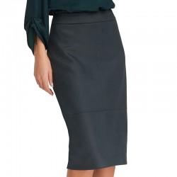 spódnica 55-60cm Feria FE406-4-13 ciemno zielona rozmiar 38 40 42 46