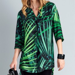 tunika damska Sunwear AT302-4-13 zielona rozmiar 40 42 44 46