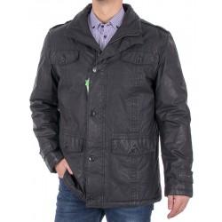 Czarna kurtka zimowa Racmen 2854 Manly Max 48 50 52 54 56 58 60 62 64