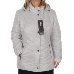 kurtka przejściowa Biba Lea biała rozmiar 40 42 44 46 48 50 52