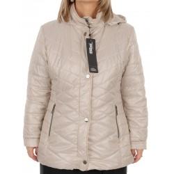 kurtka damska Biba Lea jasno beżowa rozmiar 40 42 44 46 48 50 52
