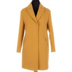płaszcz przejściowy Dziekański Olimpia żółty rozmiar XS S M L