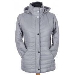 kurtka przejściowa damska Biba Leda popiel rozmiar 40 42 50