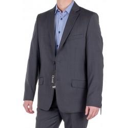 Szary garnitur wełniany Lord T-346 roz. 48 50 52 54 56 58 60 62