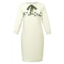 sukienka damska Midori Magic kremowa rozmiar 38 40 42 44 46