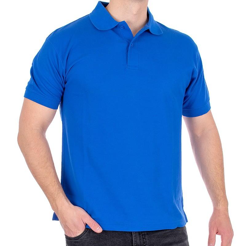 Chabrowa koszulka Polo Kings 750*802 z krótkim rękawem