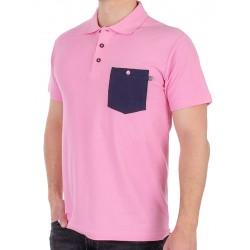 Koszulka polo z kr. rękawem Kings 750*802FK jasnoróżowa M L XL 2XL 3XL