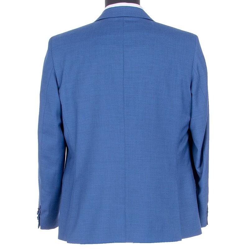 Wełniany garnitur Lord T-26 niebieski