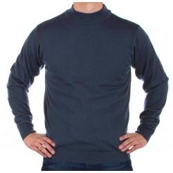 Wełniany półgolf Kings MaxSheldon 10445 9811-jeansowy roz. M L XL 2XL