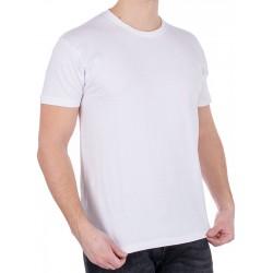 Biały bawełniany t-shirt Kings 750-101 roz. M L XL 2XL 3XL 4XL 5XL