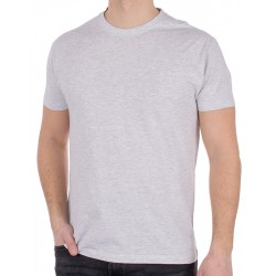 T-shirt Kings 750-101 popielato szary melanż M L XL 2XL 3XL 4XL 5XL