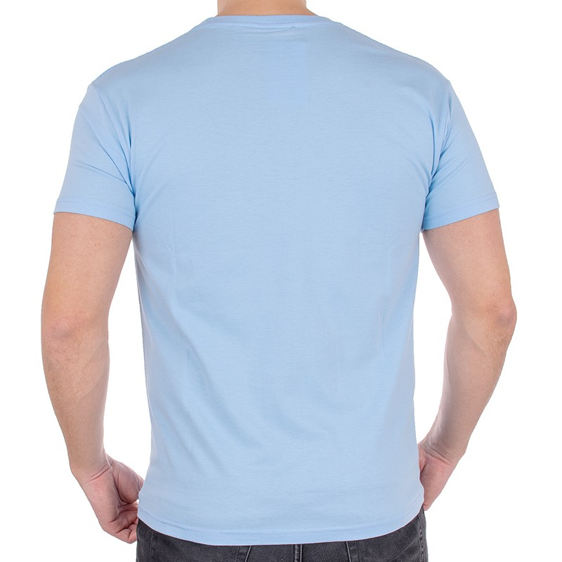 T-shirt Kings 750-101 jasnoniebieski