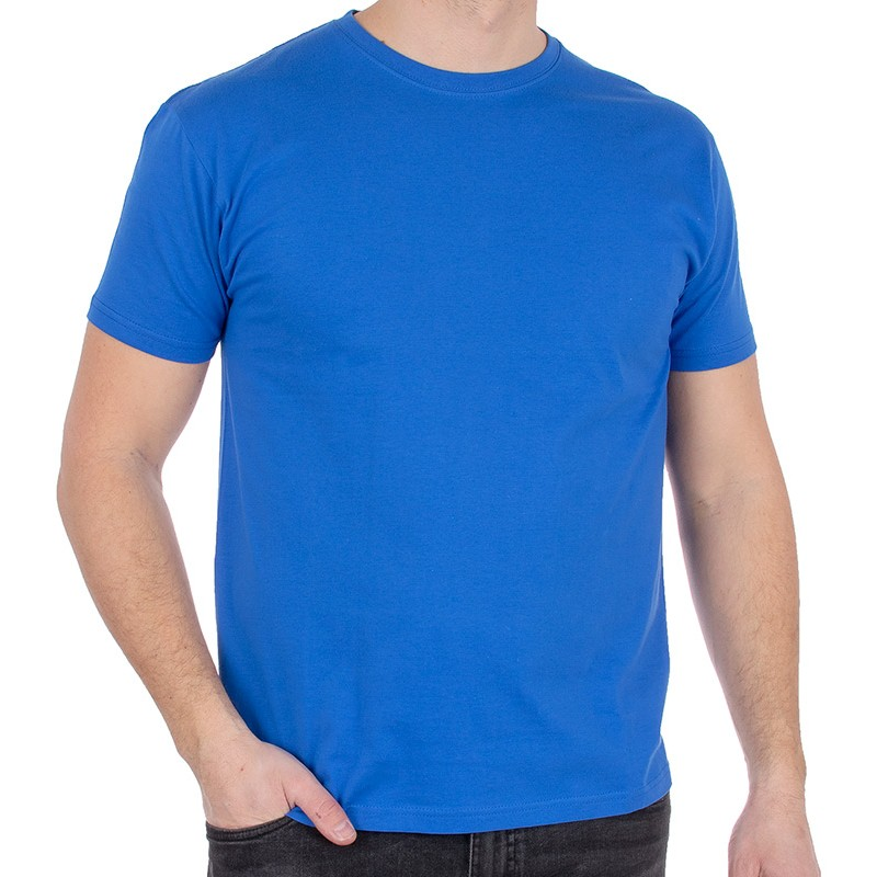 T-shirt Kings 750-101 jasny chabrowy