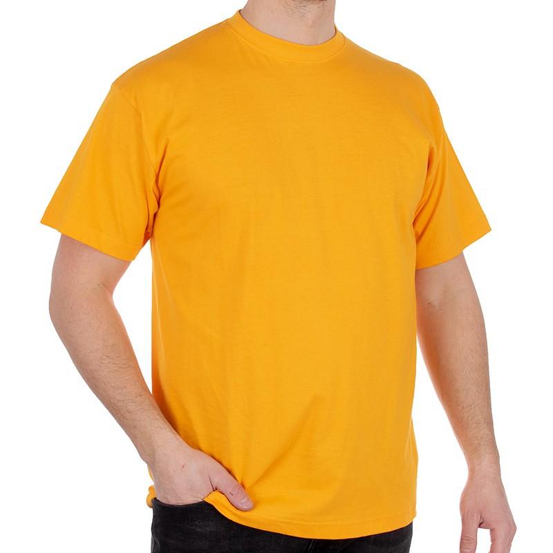 Brzoskwiniowy bawełniany t-shirt Kings 750-101
