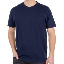 Granatowy bawełniany t-shirt Kings 750-101 roz. M L XL 2XL 3XL 4XL 5XL