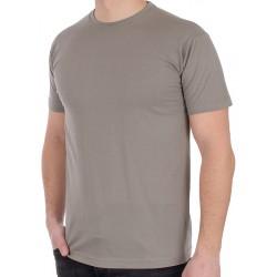Bawełniany t-shirt Kings 750-101 cynkowy roz. M L XL 2XL 3XL 4XL 5XL