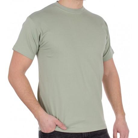 T-shirt Kings 750-101 blady zielony