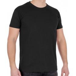 Czarny bawełniany t-shirt Kings 750-101 roz. M L XL 2XL 3XL 4XL 5XL