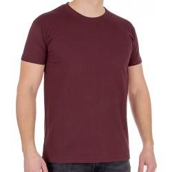 T-shirt Kings 750-101 ciemny bordowy roz. M L XL 2XL 3XL 4XL 5XL