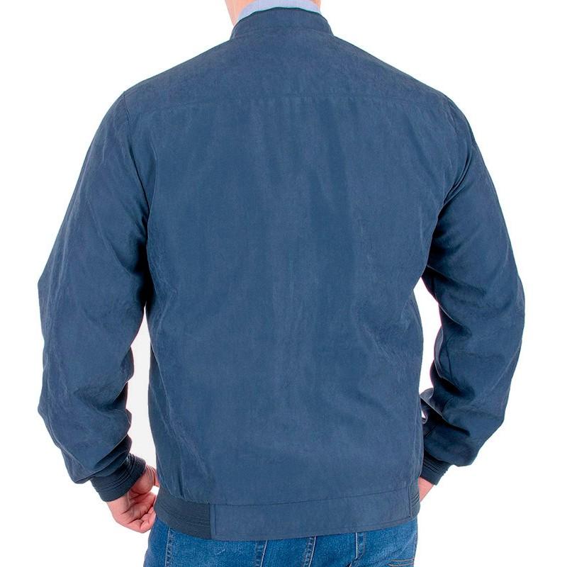 Kurtka wiosenna Canson 890 190 kol. 04 blue niebieski