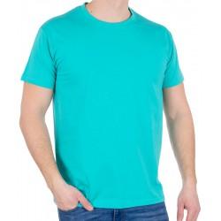 T-shirt Kings 750-101 bawełna kol. morski jasny M L XL 2XL 3XL 4XL 5XL