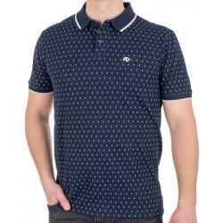 Granatowa koszulka Pako Jeans T1M Polo Adonis kr. rękaw M L XL 2XL 3XL