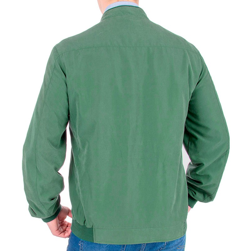 Wiosenna kurtka Canson 890 190 kolor zielony 07