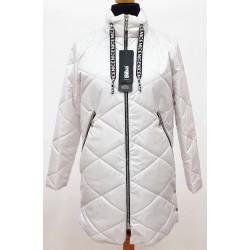 kurtka wiosenna Biba Panama KW12 lodowa rozmiar 40 44 46 48 50