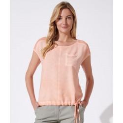 bluzka damska Feria FH27-2-22 pomarańczowa rozmiar 38 40 42 44 46