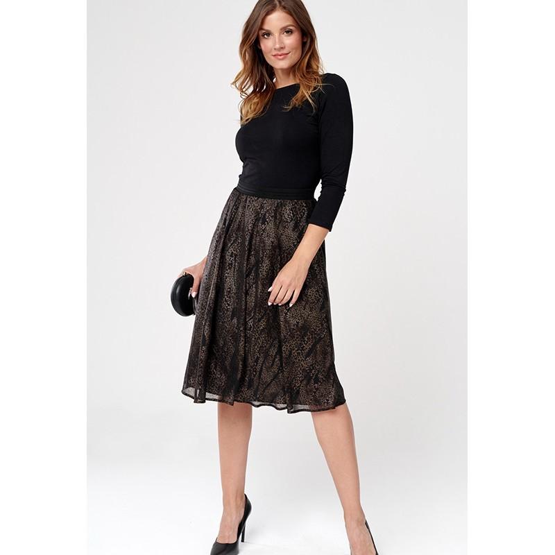 spódnica Sunwear CC401-3-02 czarna