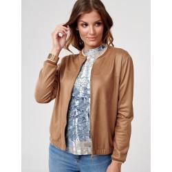 kurtka damska Sunwear CZ507-5-24 camel rozmiar 40 42 44