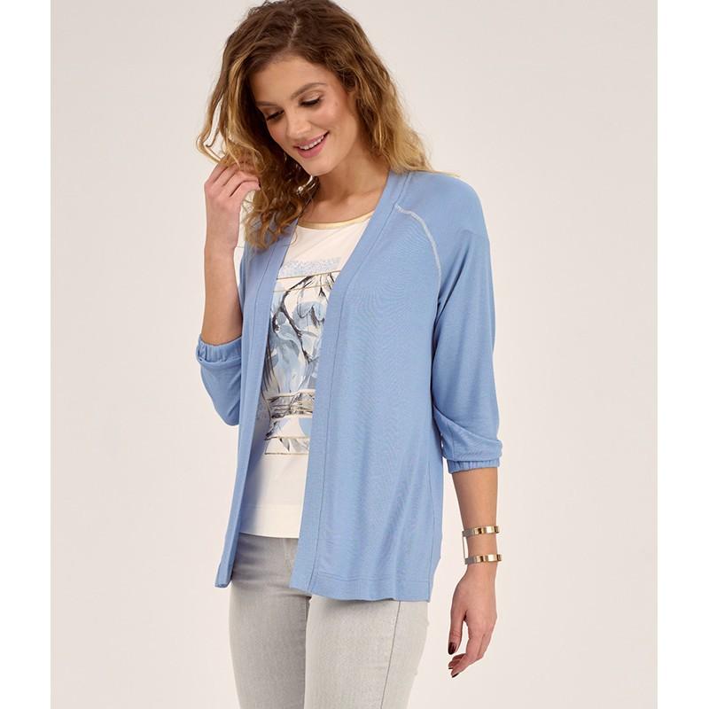 bluzka Sunwear D40-2-15 krem