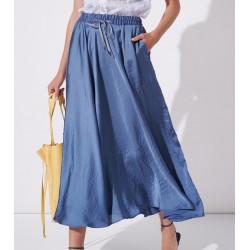 spódnica Feria FH401-4-15 niebieska rozmiar 38 40 42 44