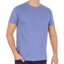 Jasnojeansowy T-shirt Kings 750-101 bawełniany M L XL 2XL 3XL 4XL 5XL