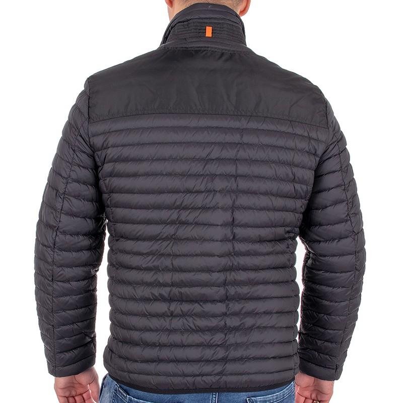 Czarna kurtka przejściowa Canson 21M*1063 130 black 01