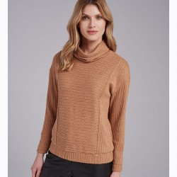 sweter Feria FI26-5-23 golf camel rozmiar 38 40 42 44 46