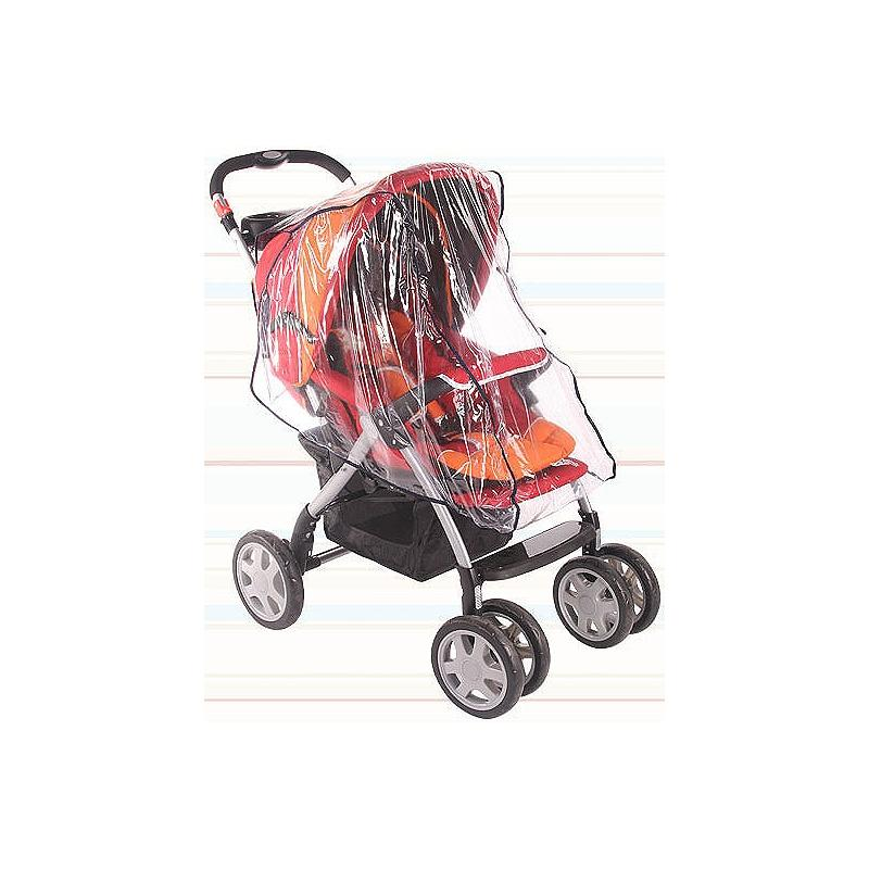 folia przeciwdeszczowa do wózka spacerowego