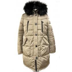 kurtka zimowa Biba 19KZ21 złota rozmiar 40 42 44 46 48 50