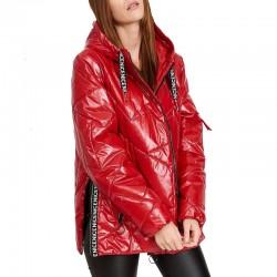 kurtka damska Biba Arizona czerwona rozmiar 36 38 40 44 46 48