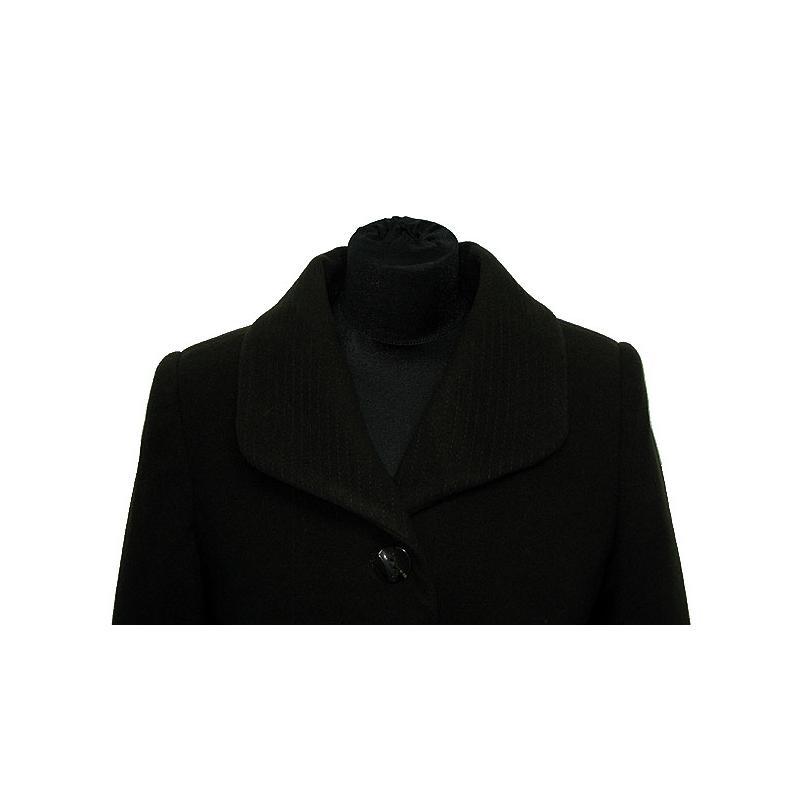 płaszcz damski Caro 015 brązowy rozmiar 42