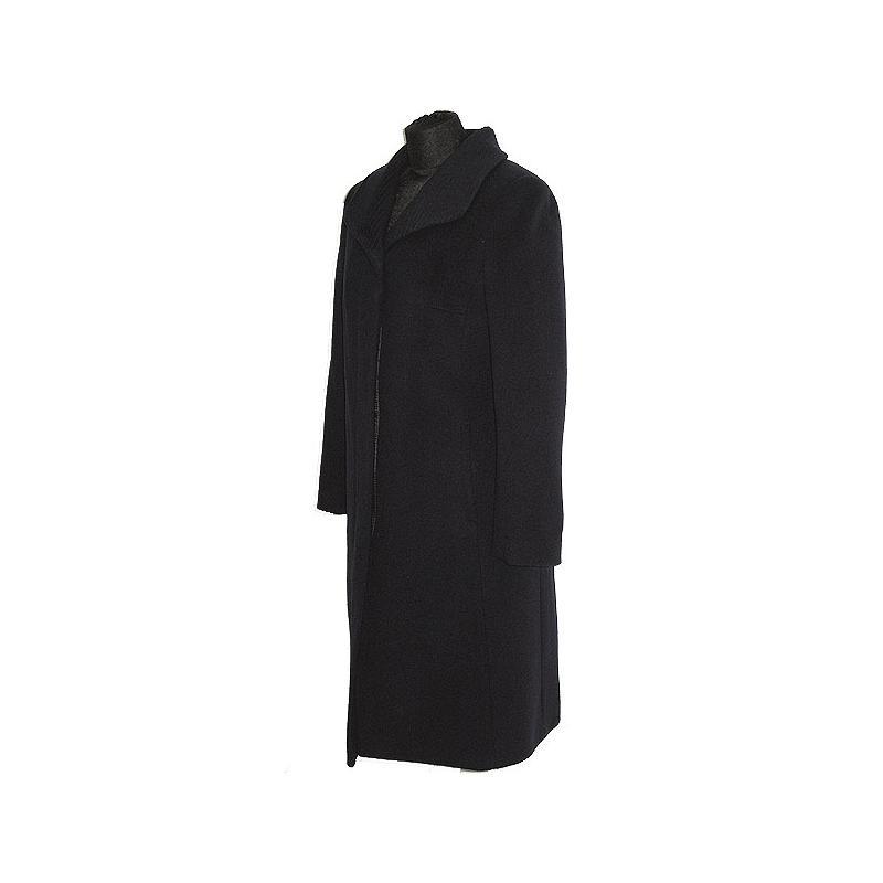 płaszcz damski Caro Fashion 015 granatowy rozmiar 40 42 44